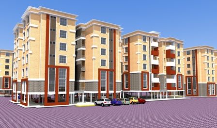 GATED COMMUNITY APARTMENTS